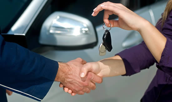 auto sostitutiva o a noleggio